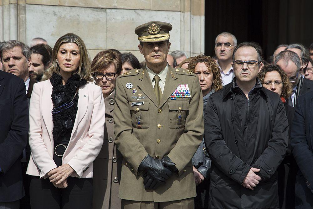 la cara visible del ej rcito en catalunya posible nuevo jemad On espejo y disciplina militar