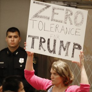 zero tolerance trump efe