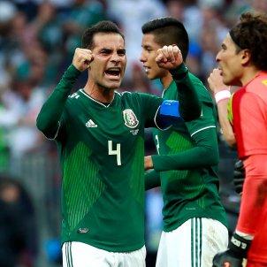 Rafa Márquez selecció Mèxic Mundial Rússia 2018 Efe