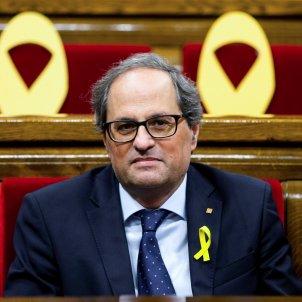 Quim Torra Parlament - EFE