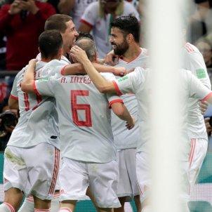 Gol Espanya Mundial Russia Iran   EFE