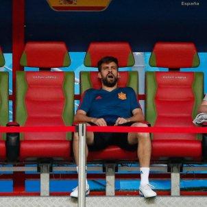 Gerard Piqué selecció espanyola Mundial Rússia - EFE