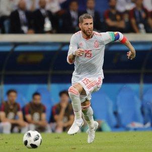 Sergio Ramos selecció espanyola Mundial Rússia   EFE