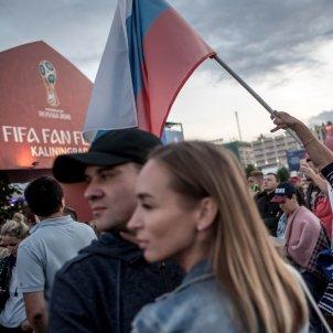 Mundial Russia aficionades   EFE