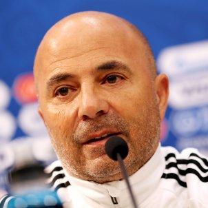 Sampaoli Argentina Croàcia Mundial de Russia 2018 EFE