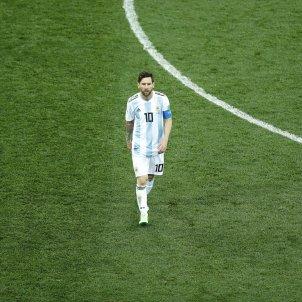 Leo Messi Argentina Croàcia Mundial Rússia 6   EFE