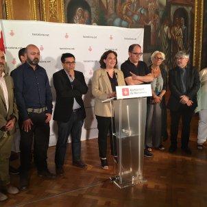 Colau afectat Top Manta Gisela Rodríguez