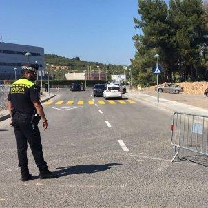 controls seguretat Tarragona Sergi Alcàzar