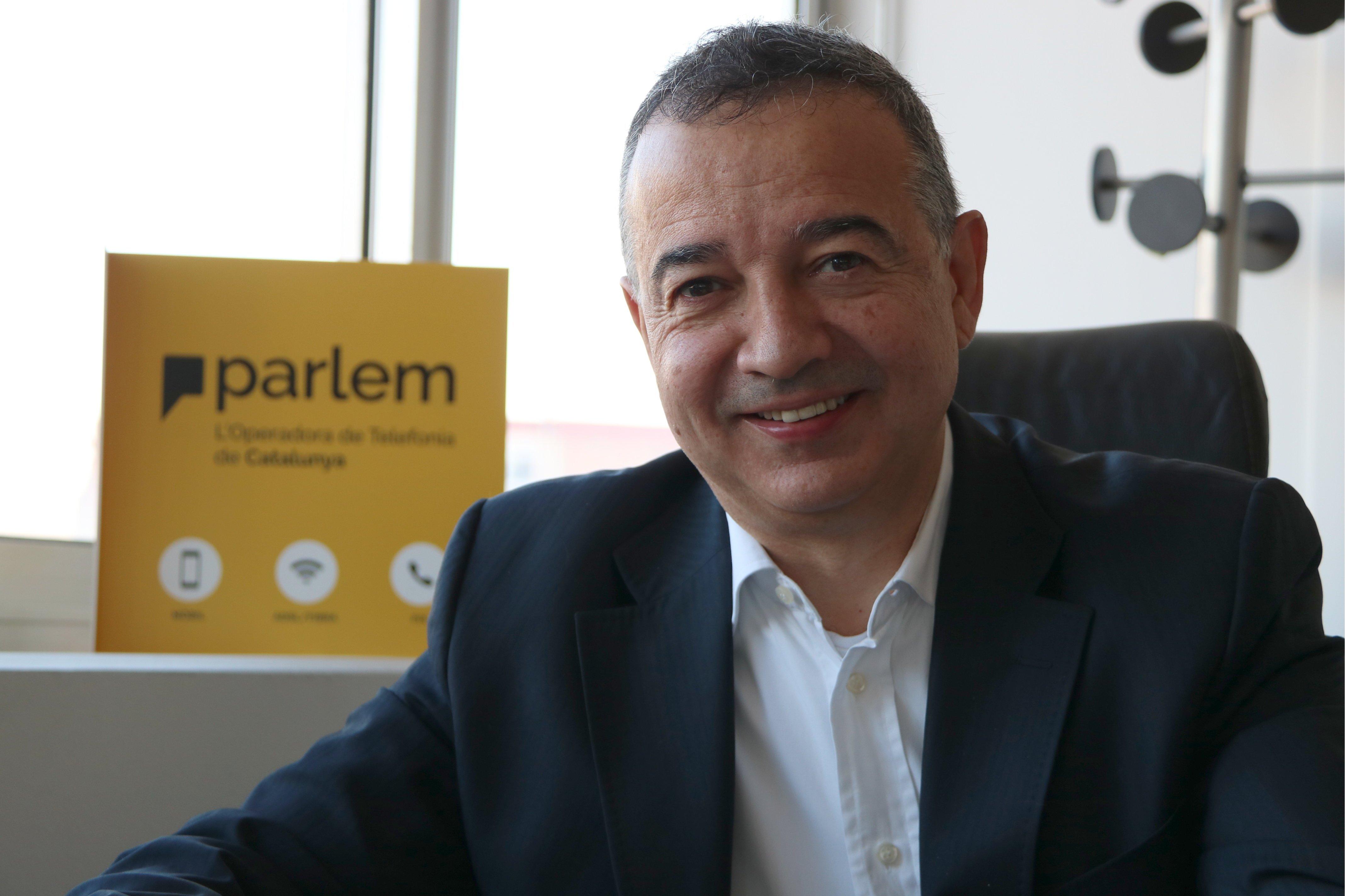 Ernest Pérez Mas, conseller delegat de Parlem 20180118