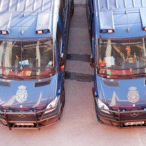furgoneta policia tarragona Sergi Alcàzar 2