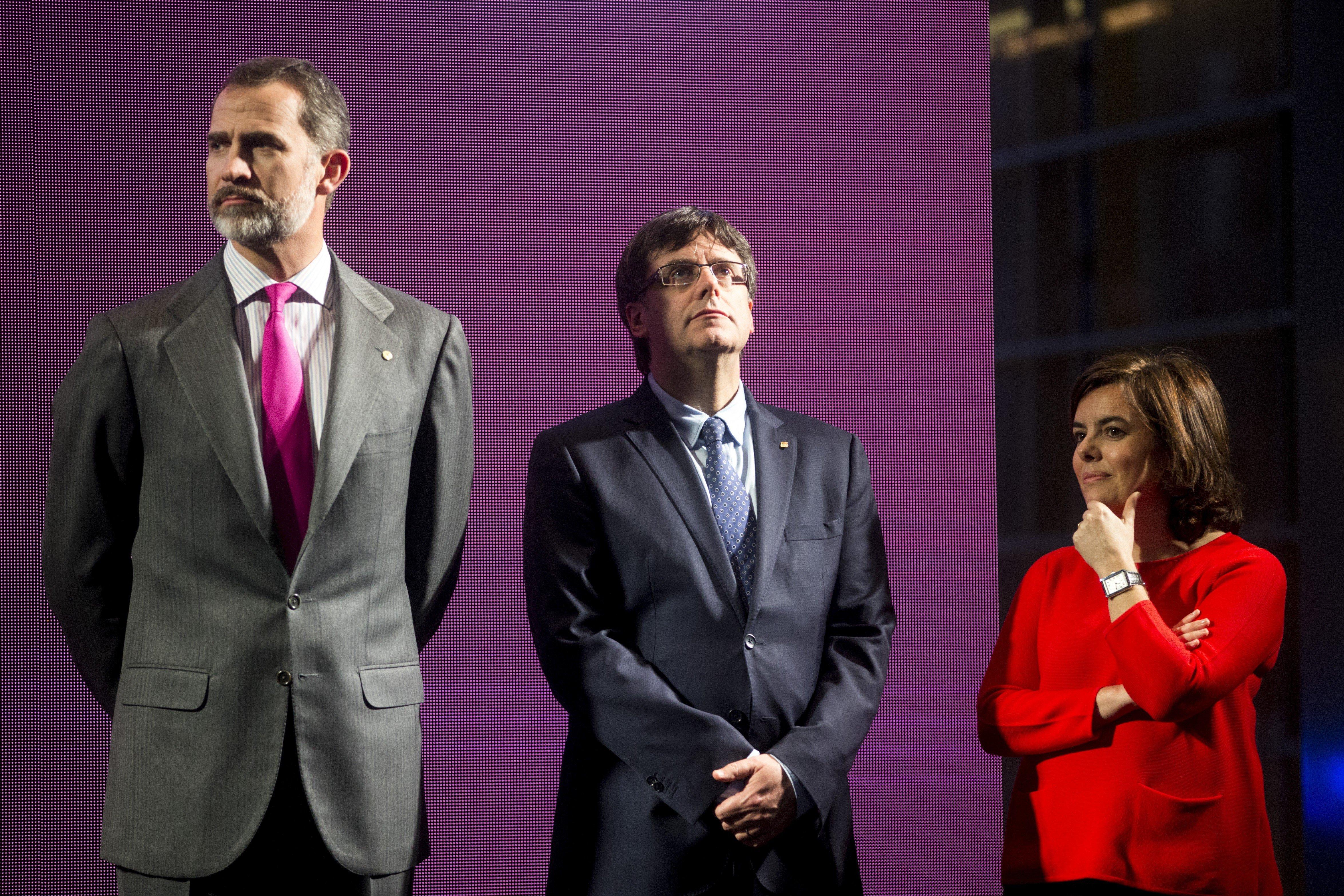 Rei Puigdemont Santamaria Advocats Cuatrecasas 27 02 2017 EFE