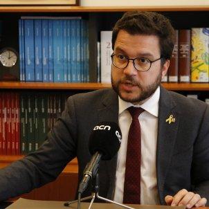 Pere Aragonès. ACN