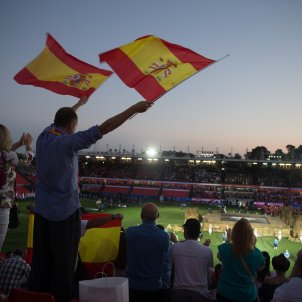 inauguracio jocs mediterranis bvanderes espanyoles efe