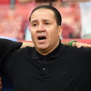 Nabil Maaloul Tuníssia Bèlgica Mundial Russia 2018 EFE