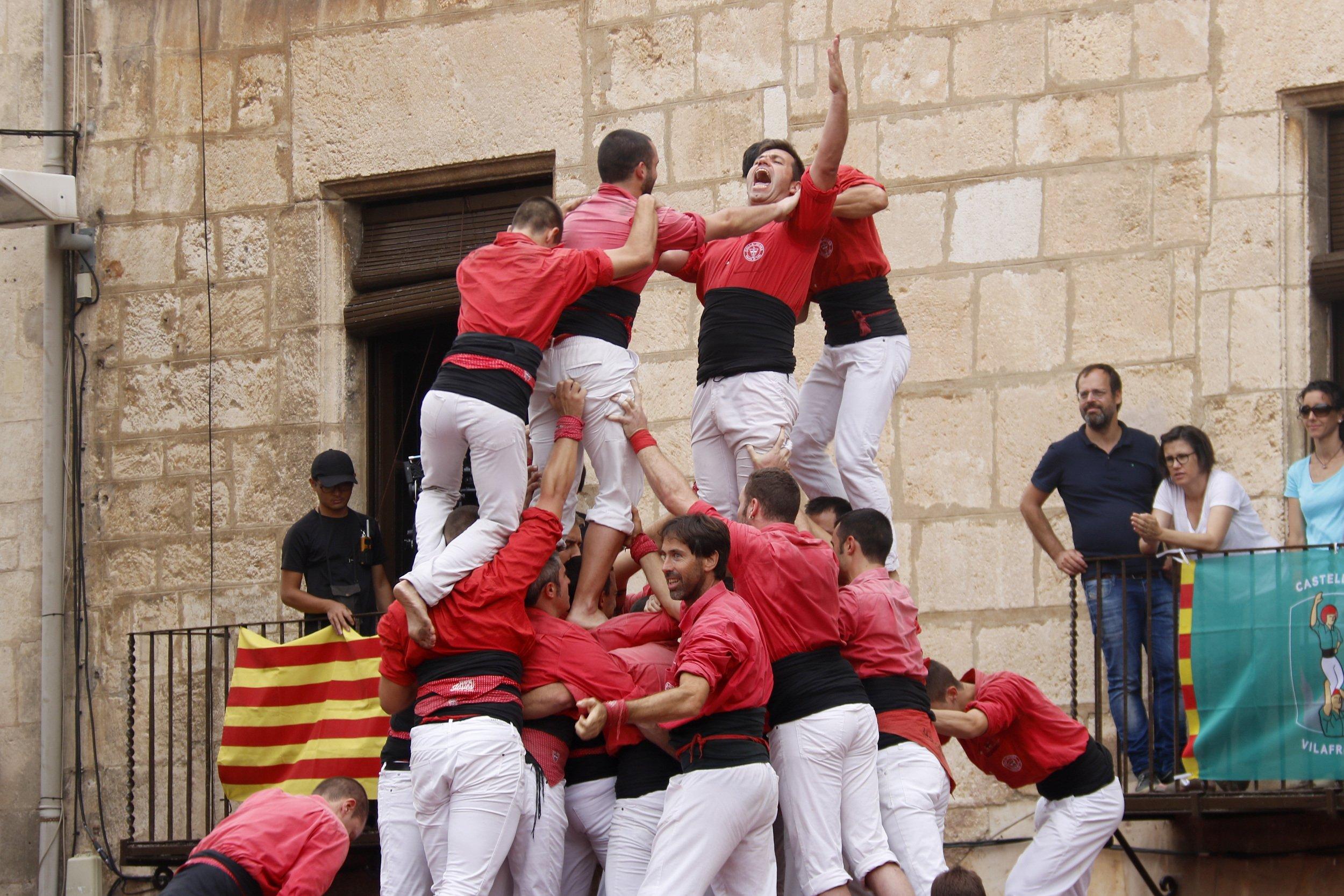 Castellers de Valls ACN