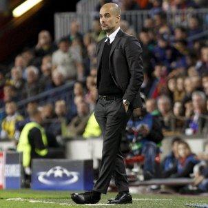 Pep Guardiola Barça Manchester City EFE