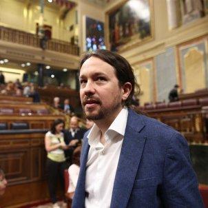 Pablo Iglesias europa press