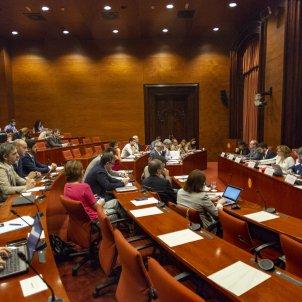 Comisió Economia Pere Aragonès - Sergi Alcàzar