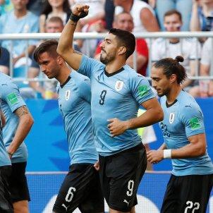 Luis Suárez Uruguai Mundial Rússia 2018 Efe