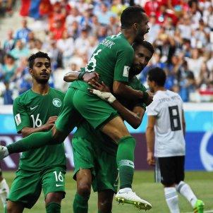 Aràbia Saudita Mundial Rússia 2018 Efe