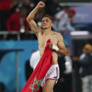 selecció Marroc EFE