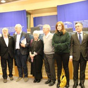 eurodiputats contra empresonaments ACN