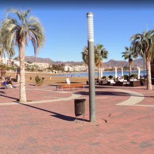 Puerto de Mazarrón google maps