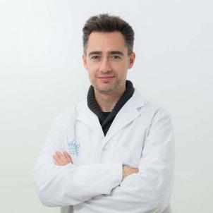 Héctor G. Palmer vall hebron - acn