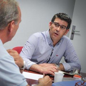 Jorge Rodríguez diputació valència europa press