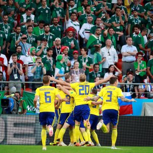Suècia Mèxic Mundial Rússia   EFE