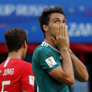 Hummels Alemanya Corea del Sud Mundial Rússia 2018 Efe