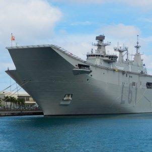 portaavions joan carles I - W. Edlmeier WikiMedia