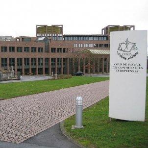 Tribunal de Justícia de la Unió Europea - Cédric Puisney