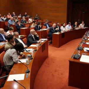 Comissió Interior - Parlament
