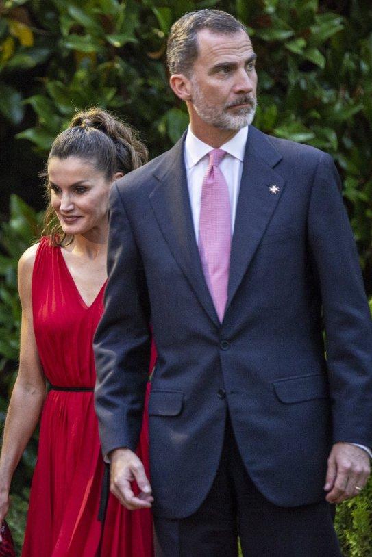 Reyes Felip VI Leticia Premios Princesa de Girona - Sergi Alcàzar