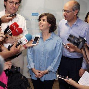 Soraya Salamanca EFE
