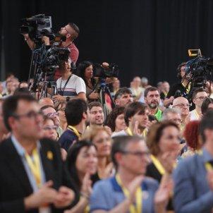 Conferència nacional erc carles palacio