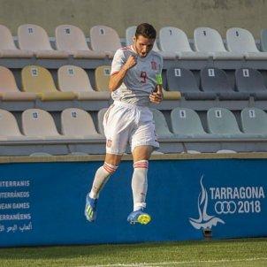 Abel Ruiz Espanya Jocs Mediterranis Tarragona 2018