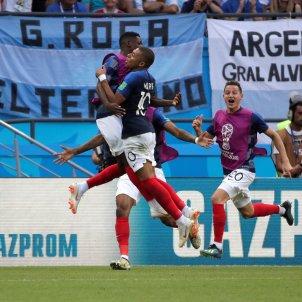 França Mbappe Argentina Mundial Russia   EFE