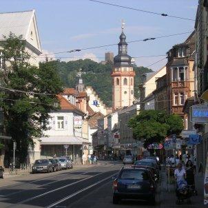 Karlsruhe   Wikimedia Commons, Karlsruhe Durlach