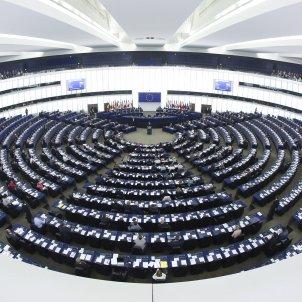 Parlament Europeu a Estrasburg acn