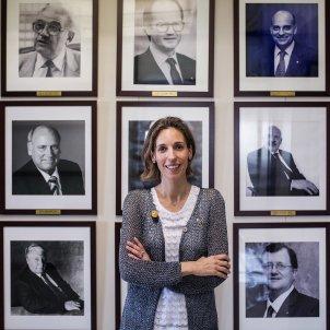 angels chacon consellera industria i coneixement retrats exconsellers homes - Carles Palacio