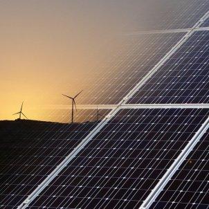eòlica i solar