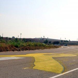 Presó Lledoners groc ACN