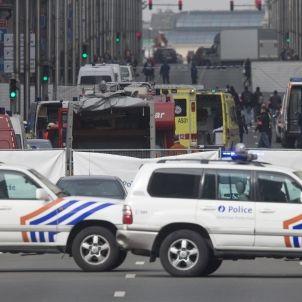 Atemptats a Brussel·les