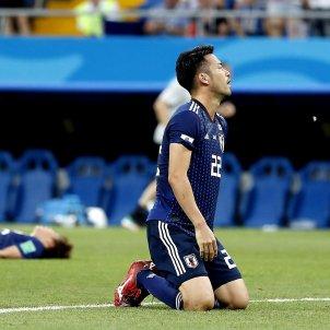 Japó eliminada EFE