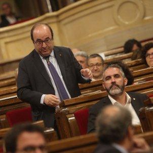 Miquel Iceta - Carles Palacio