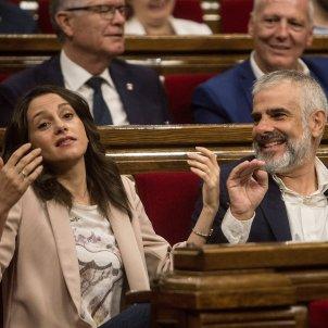 ines arrimadas carrizosa ciudadanos parlament de catalunya - Carles Palacio