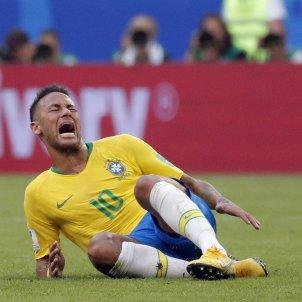 Neymar teatre Mundial Rússia Brasil Mèxic   EFE