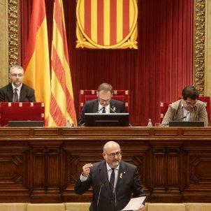 Eduard Pujol Parlament - Carles Palacio